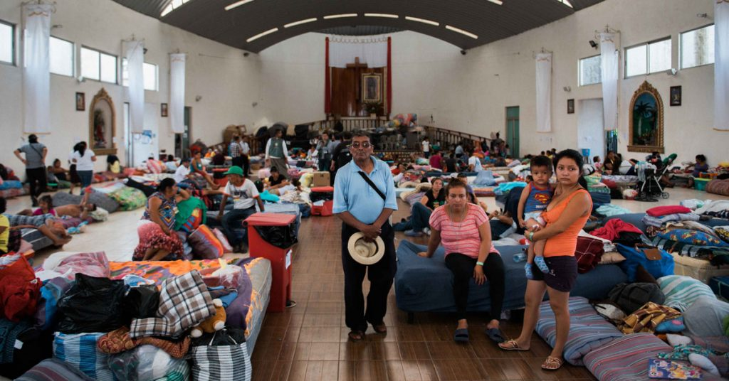 There is some good news. Survivors are being cared for by church leaders in Guatemala, thanks to your generous donations.