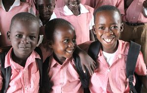 EQUIP THEIR NEW SCHOOL