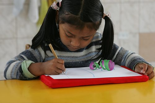 EDUCATION FOR THE POOR – WORLDWIDE