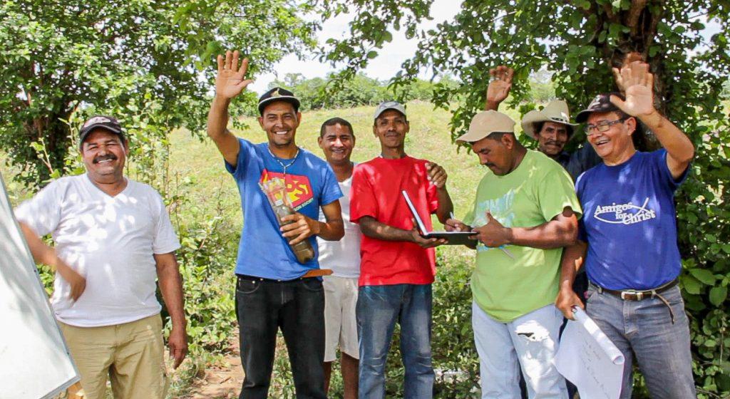 Victorino community development work
